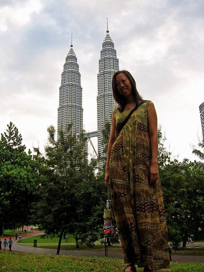 Ah, the glamour of Kuala Lumpur, 2009