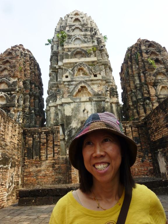 Me at Wat Si Sawai