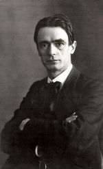 Founder of Waldorf Education, Rudolf Steiner, circa 1905