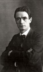 Founder of Waldorf Education, Rudolf Steiner, circa 1905