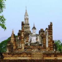 Chiang Mai to Sukhothai and back again