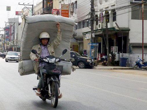 motorbike-mattress