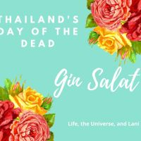 Gin Salat (Thailand's day of the dead)