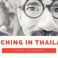 🇹🇭 Teaching in Thailand Etiquette