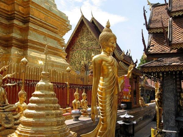 Doi Suthep, Chiang Mai Thailand