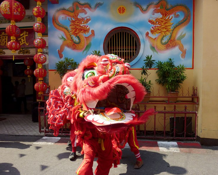 Happy Chinese New Year from Chiang Mai Thailand!