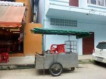 food cart chiang rai