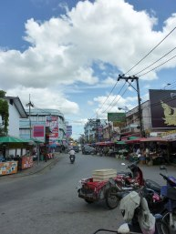 "Behind Kad Luang, the ""big market""."