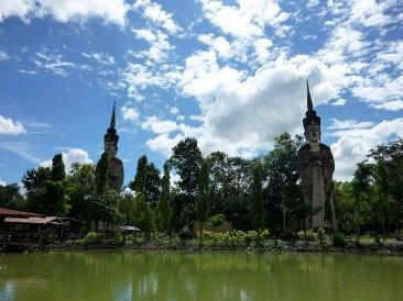 Nong Khai's Sala Keoku
