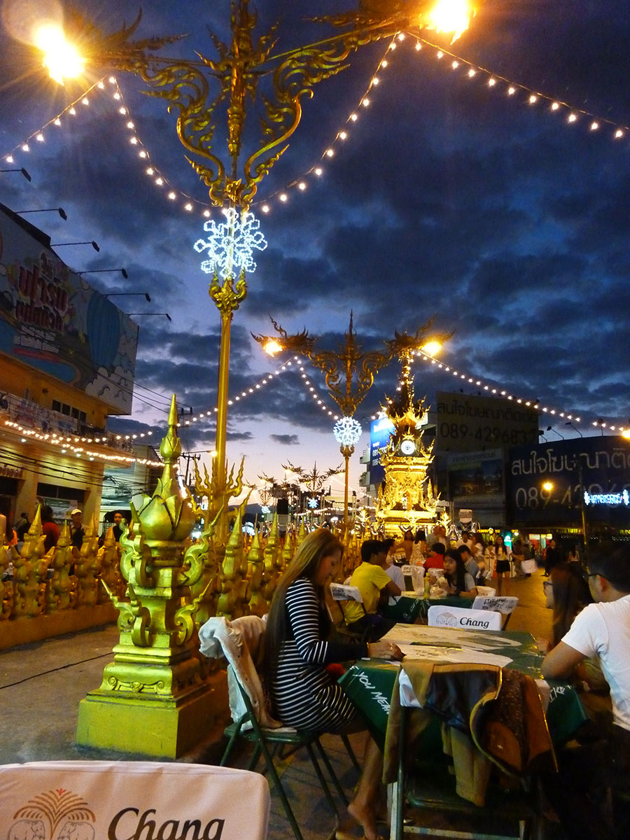Chiang Rai new year