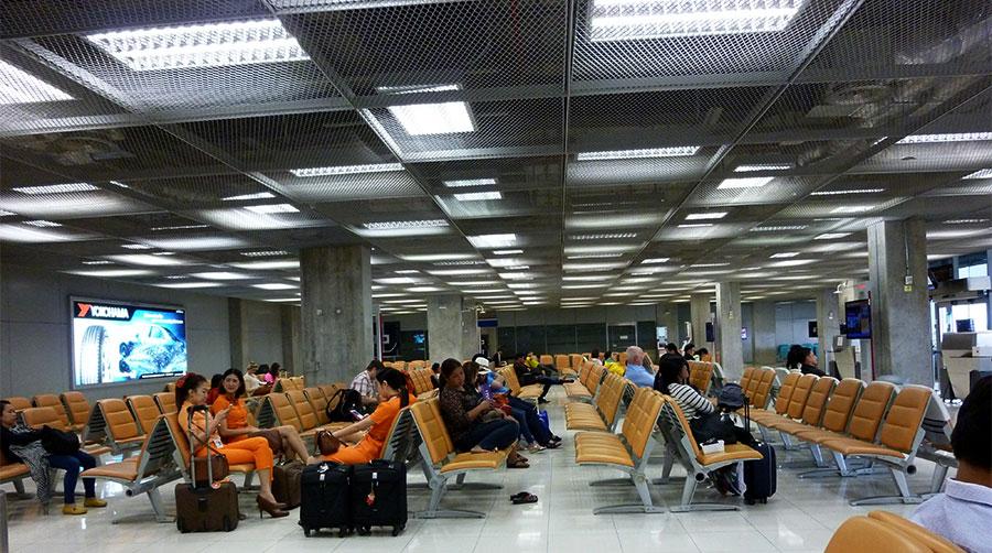 Suvarnabhumi and the joy of travel