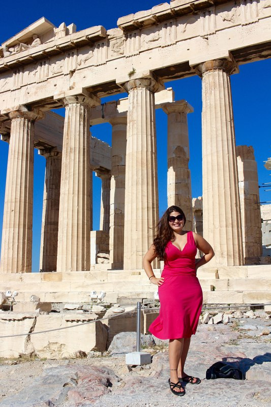 European Vacation, Summer in Athens, 2015