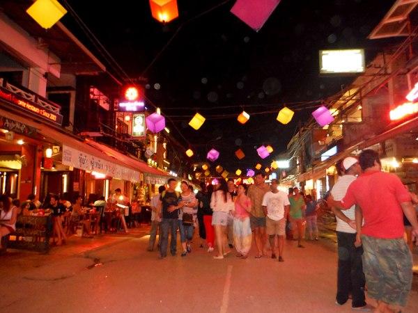 Pub Street, Siem Reap 2015