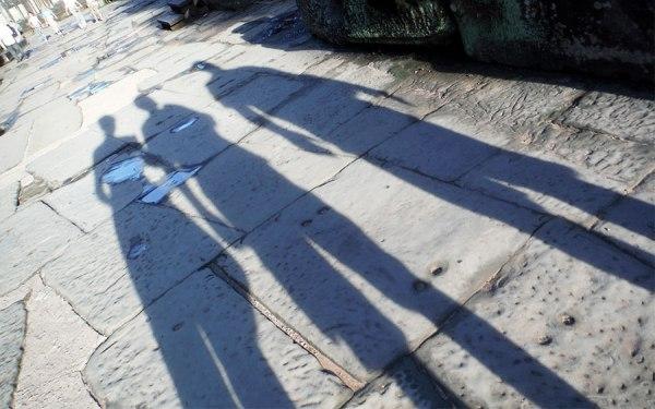 selfie-shadows