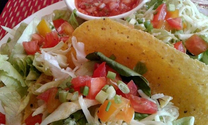 Siem Reap Viva tacos