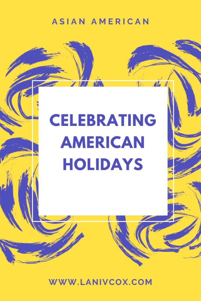 Asian American American holidays