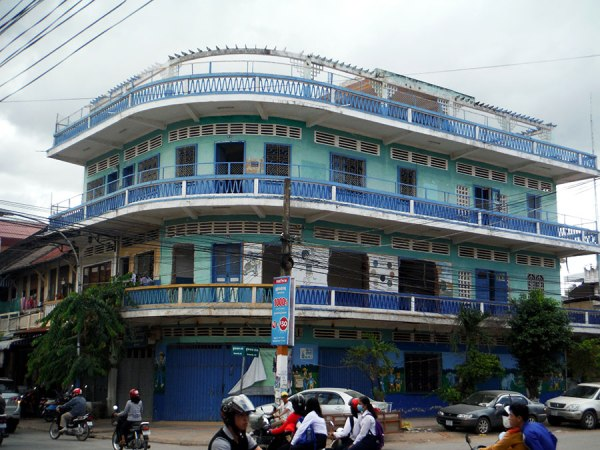 Street 3 [Battambang, 2015]