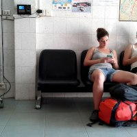 Taking the bus from Siem Reap to Battambang (and back again)