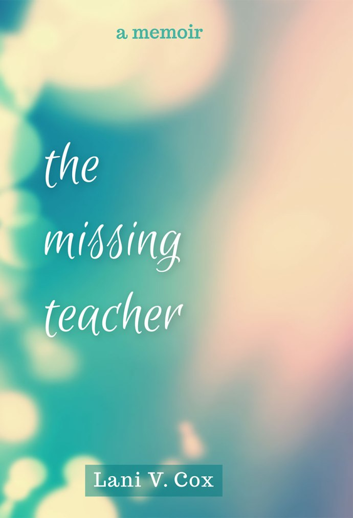 the missing teacher book cover