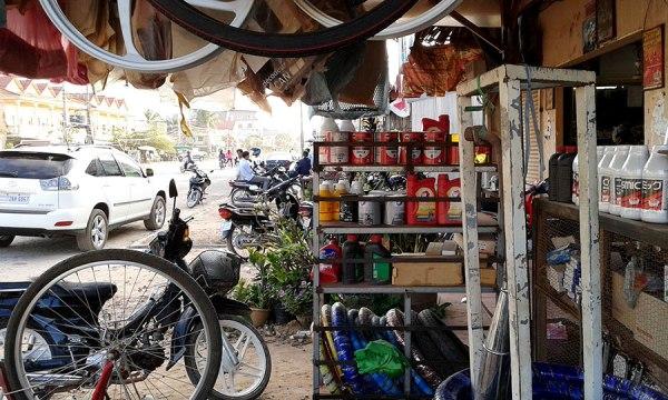 Siem Reap pit-stop