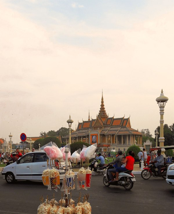 taken from the riverfront in phnom penh