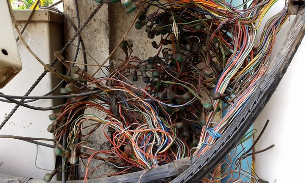Wires on Sivutha