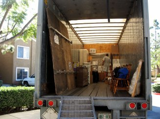 Oceanside move 2007 container