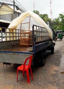 siem reap moving truck