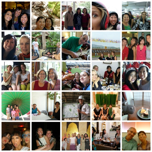 7 big years Collage
