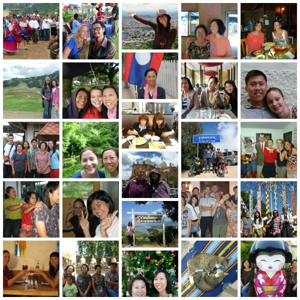 7 years Collage