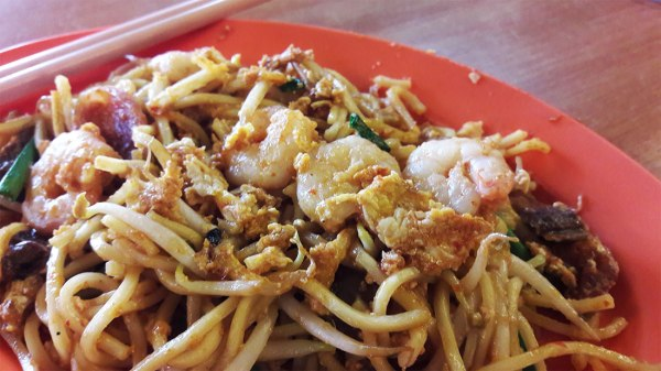 Char Koay teow was one of the highly recommended foods to try in Malaysia.