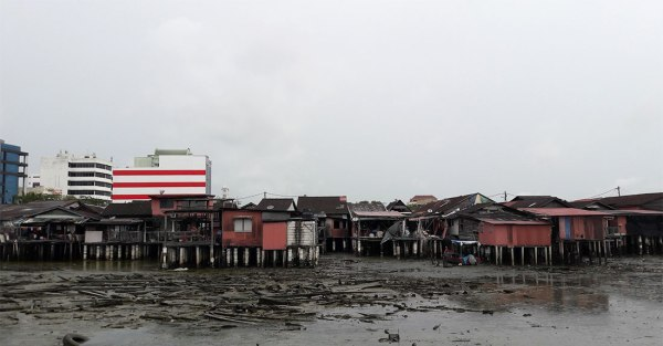 jetty houses in georgetown penang
