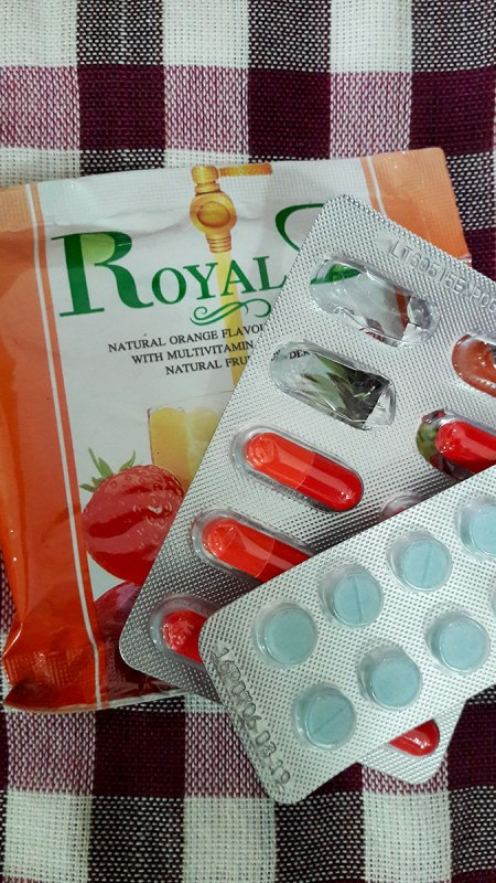 royal d rehydration power and medicine
