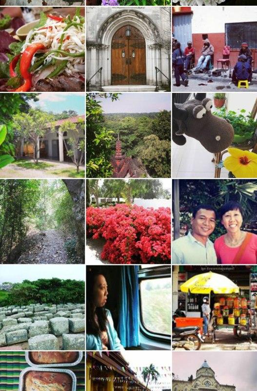 #365grateful instagram challenge sreenshot