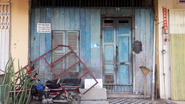 Historic Kampot, Cambodia