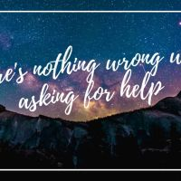 There's nothing wrong with asking for help (and why concepts like greng jai need to die)