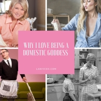 💞 Why I love being a domestic goddess