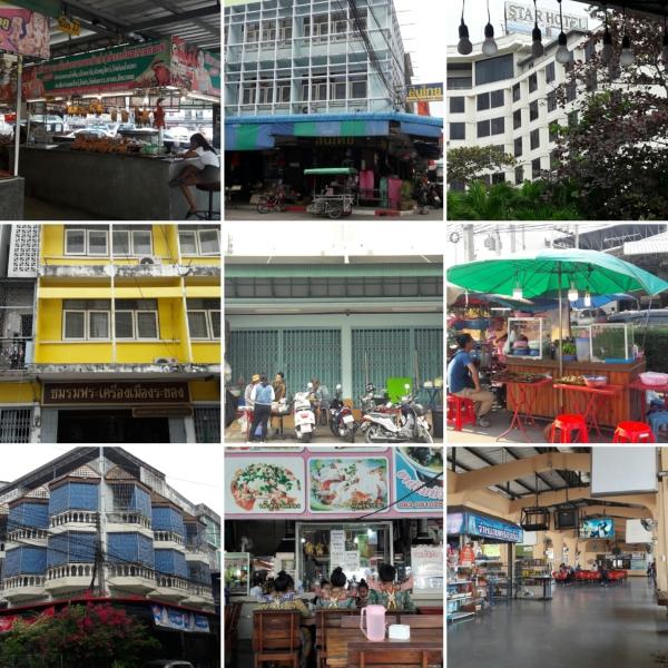 Rayong buildings