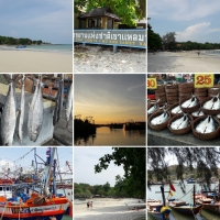 From tourist to non-tourist towns (six months in Rayong)