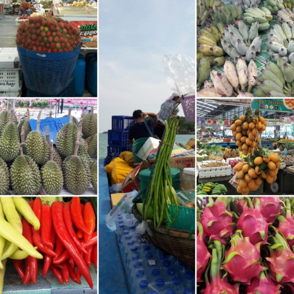 produce of Rayong