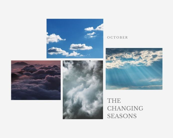 the changing seasons october