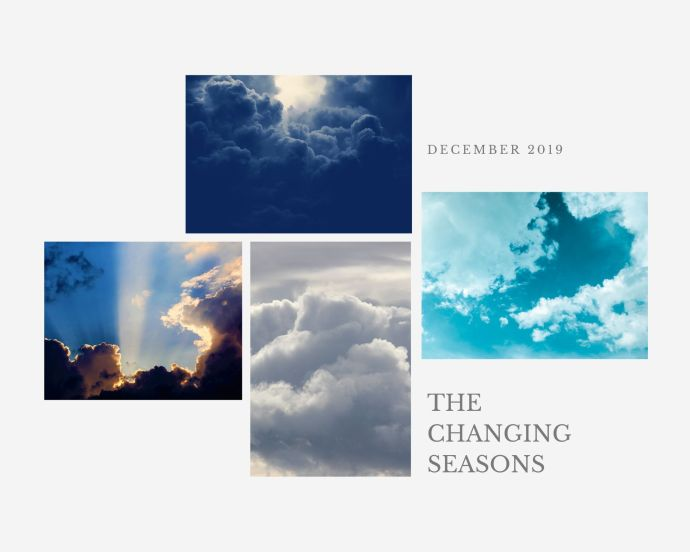 the changing seasons december