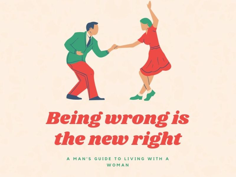 a man's guide to living with a woman