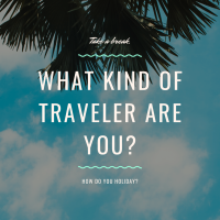 ✈️ What kind of traveler are you?