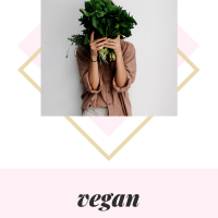 🥦 What I eat as a vegan